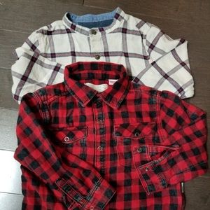 Boys size 2/3 shirt